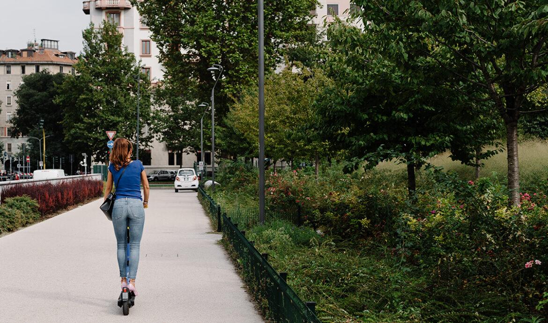 Ridurre al minimo l'impatto ambientale della mobilità